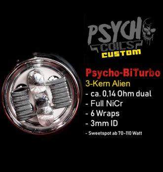 Psycho Bi-Turbo Alien