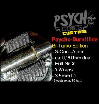 "Psycho ""Burnhilde"" Bi-Turbo Edition"