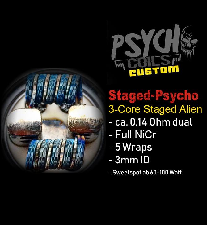 Psycho Staged Alien (Corona)
